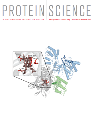 protein science cover
